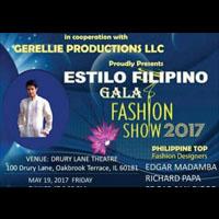 Estilo Filipino Gala Fashion Show 2017