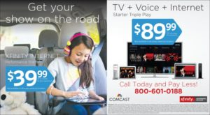 TV Voice Internet
