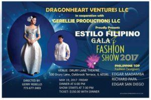 Estilo Filipino Gala