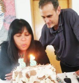 Happy birthday to Salina Vest
