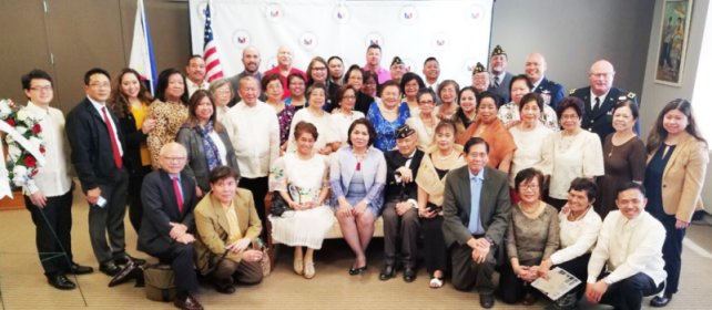 77TH COMMEMORATION OF ARAW NG KAGITINGAN AT PHILIPPINE CONSULATE IN CHICAGO