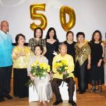 Looking Back and Looking Forward Golden Wedding Anniversary Mr. & Mrs. Nick Pacis, Sr. June 18, 2017