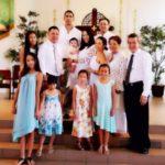 Baptism of Baby Fred Tenzin Tsai Phillips