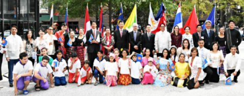 Chicago Celebrates ASEAN @ 50