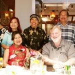 Congratulations & best wishes to VT columnist Maria Victoria & Husband Steve Smith on their 24th wedding anniversary held at Fogo de Chao Chicago with dear, old friends August 6, 2018