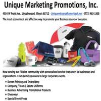 Unique Marketing Promotions, Inc.