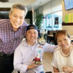 Brian Tsai, ACCHAI Golf Champ Honored