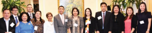 Consulate General Pitches The Philippines As Retirement Haven to The Business Community in Chicago