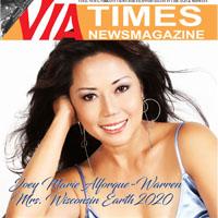 Joey Marie Alforque-Warren Mrs. Wisconsin Earth 2020