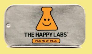 Seed to Shelf Products from The Happy Labs Put Moods in the Right Groove