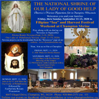 THE NATIONAL SHRINE OF OUR LADY OF GOOD HELP