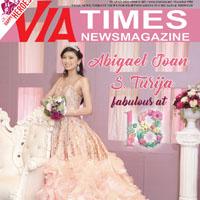 Abigael Joan S. Turija celebrated her 18th Birthday