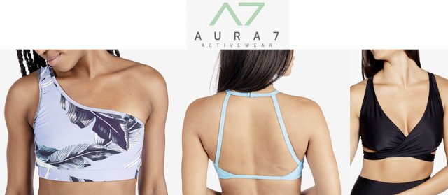 Stylish, Sustainable & Supportive Sports Bras!