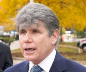 'I'm Back': Blagojevich Sues for Right to Run Again