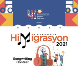 CFO Now Accepting Song Entries For Its First Himig Migrasyon 2021