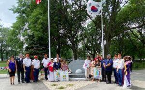 Korean War 68th Armistice Salute