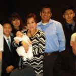 BAPTISM OF LANAALYSSA LEONARDO