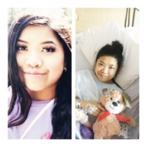16-year-old Roshlind of Canada urgently needs a blood stem cell transplant.