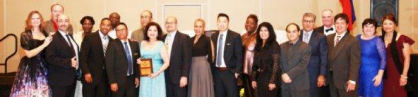 "Philippine Engineers & Scientists Organization (PESO) 45th Anniversary Gala ""Professionalism through Innovation and Sustainability"" Presentation and Coronation of Royal Princesses & Princes November 17, 2018 – Hyatt Regency O'Hare Hotel"