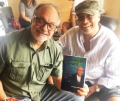 "PBA Basketball Legend Receives Copy of Book, ""Glimpses of Grace"""