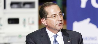 Azar: Two COVID Vaccines Will Be Available to Americans Within Weeks