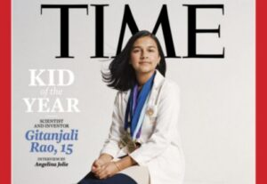 Time Magazine Names First 'Kid of the Year'