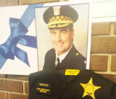 In Honor of Fallen CPD Commander Bauer, End of Watch: 13 Feb 2018