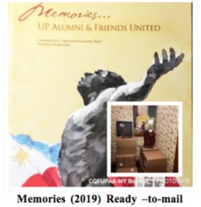 From Memoirs to Memories, UP Alumni & Friends Giving from the heart matters