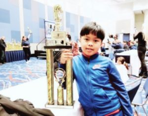 SCOTT ESCALERA Declared as K3 City Champion in Chess!!!