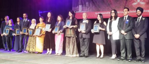 Asian American Coalition of Chicago (AACC) 37th Annual Asian American Lunar New Year Banquet Hosted by the Indian American Community – February 8, 2020 at Hyatt Regency O'Hare