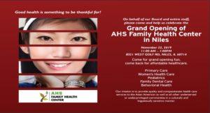 AHS Family Center