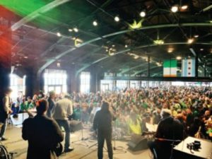 """Theater on The Lake to Host """"St. Patrick's on The Lake"""", Featuring The Very Best of The Emerald Isle, March 14"""