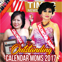 Outstanding Calendar Moms 2017 Marissa Crome and Rosalinda Sauco