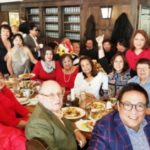Birthday Bash in Honor of Elbert Regacho | December 16, 2018 at Hofbrauhaus Rosemont Given by wife Elizabeth & Children | Attended by friends & business associates