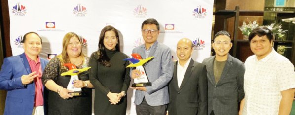 ABS-CBN TFC ends 2019 in a high note after it bagged two awards at the recently held Migration Advocacy and Media (MAM) Awards