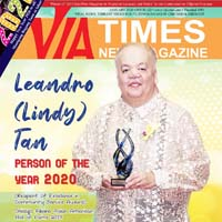 """Leandro """"Lindy"""" Tan VT's Person of the Year"""