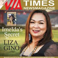 Liza Gino Author of Imelda's Secret