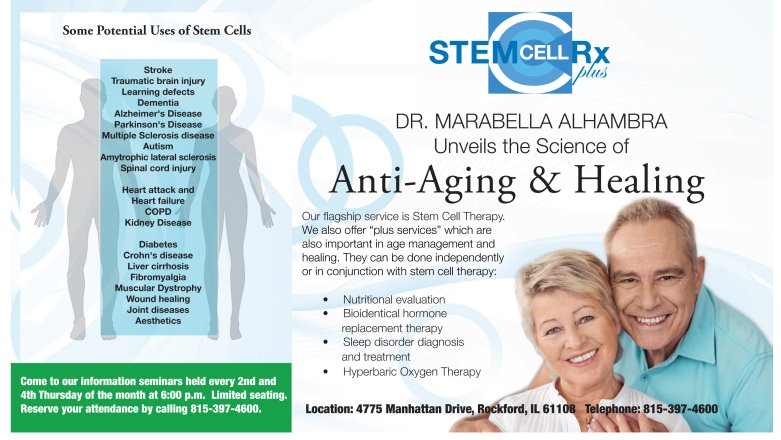 Stem Cell Rx   VIA Times – July 2015 Issue