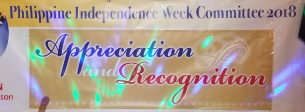 PIWC Recognition & Appreciation Night at Miraj Banquets – July 6, 2018 Jane Cannon, Chairperson; Lourdes Mon, Overall Chairperson