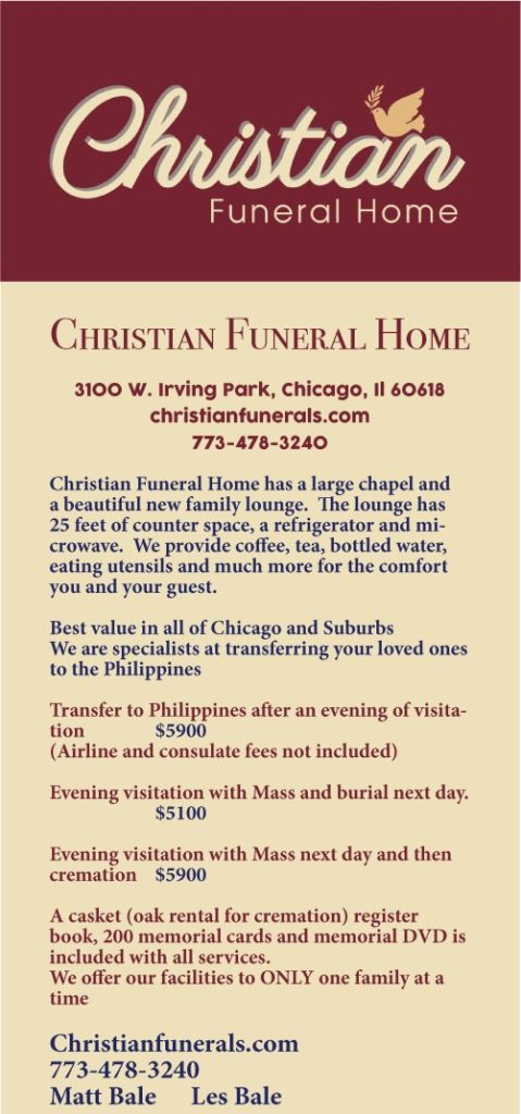 Chrisitan Funeral Home