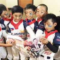 PILIPINAS AGILAS BASEBALL LITTLE LEAGUE PHILIPPINES WORLD SERIES
