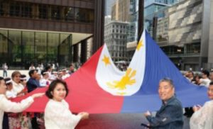 Philippine Flag-Raising Ceremony at the Daley Center Plaza for the 121st Anniversary of the Philippine Independence – June 12, 2019