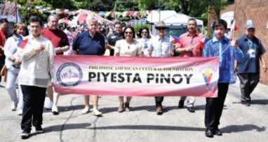 PH Consul General Joins the 6th Piyesta Pinoy at the Bolingbrook