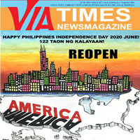 Celebrating Philippine Independence Day in the Year of the Pandemic