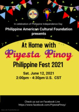 Piyesta Pinoy Goes Online On Its 8th Year