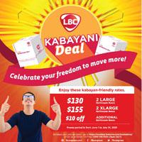 LBC Kabayani Deal