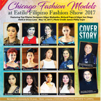 Beautiful Models of Estilo Filipino Fashion Show 2017