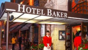 Hotel Baker's 90th Anniversay and Tribute to Col Edward Baker, founder and original owner