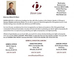 Dizon Law