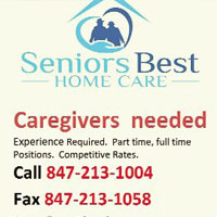 SENIORS BEST HOME CARE